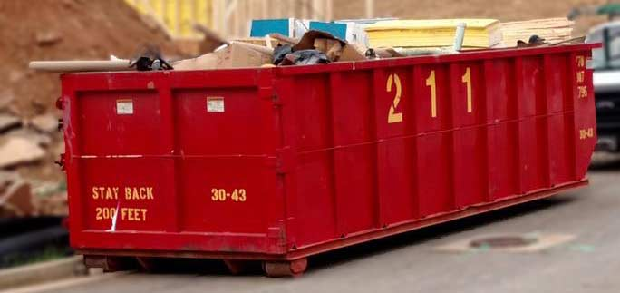 Dumpster Rentals & Dumpster Services out of WInder, GA